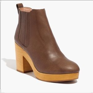 Madewell Chelsea Marco boots